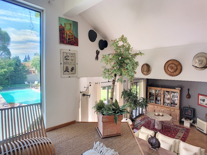Verkoop  huis Rochefort du gard 455000€ - Foto 7