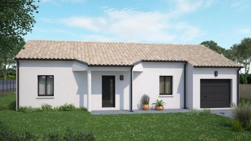 Maison  4 pièces + Terrain 1800 m² Grigonnais par MORTIER CONSTRUCTION