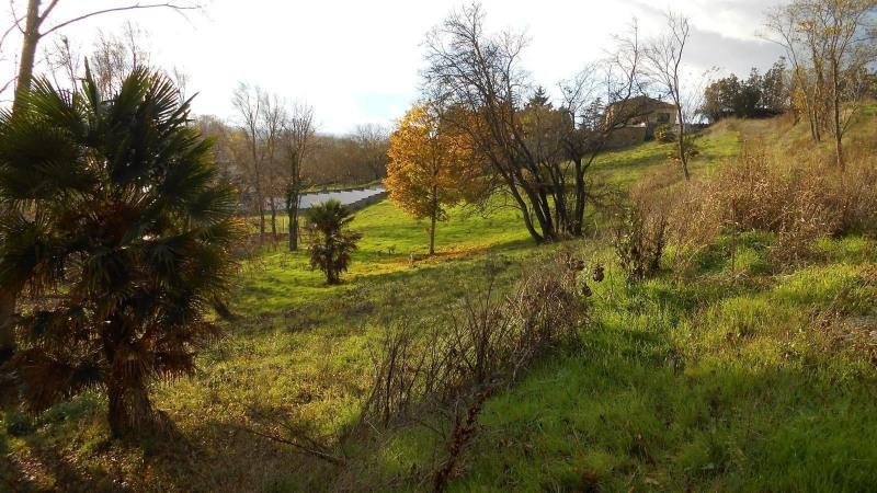 Vente terrain Castelnau-d'estretefonds 135000€ - Photo 1