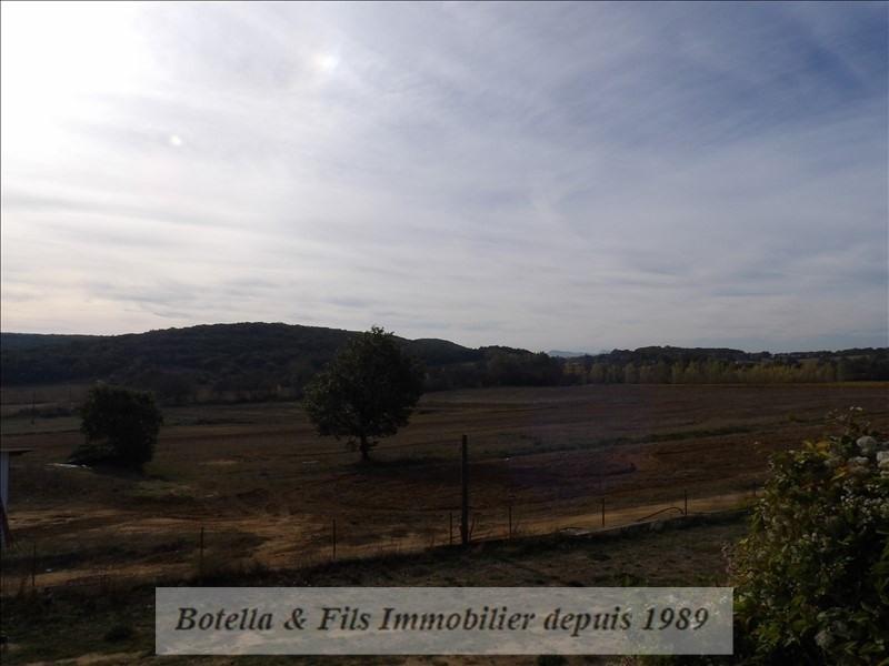 Verkoop  stukken grond Barjac 148500€ - Foto 2
