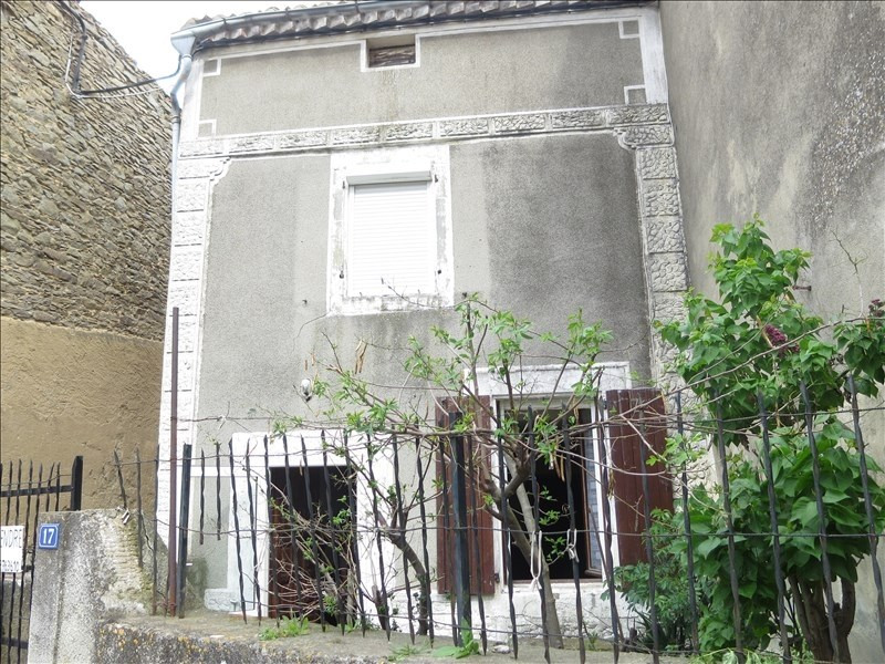 Vente maison / villa Carcassonne 35 000€ - Photo 1