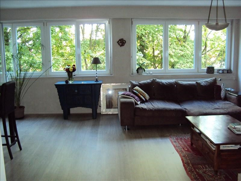 Sale apartment Riedisheim 140000€ - Picture 1