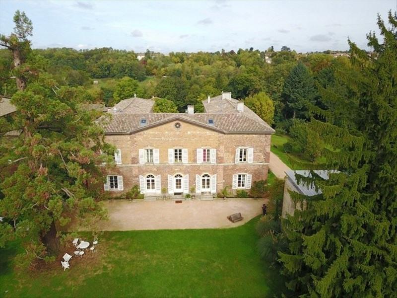 Deluxe sale house / villa Villars les dombes 2290000€ - Picture 2