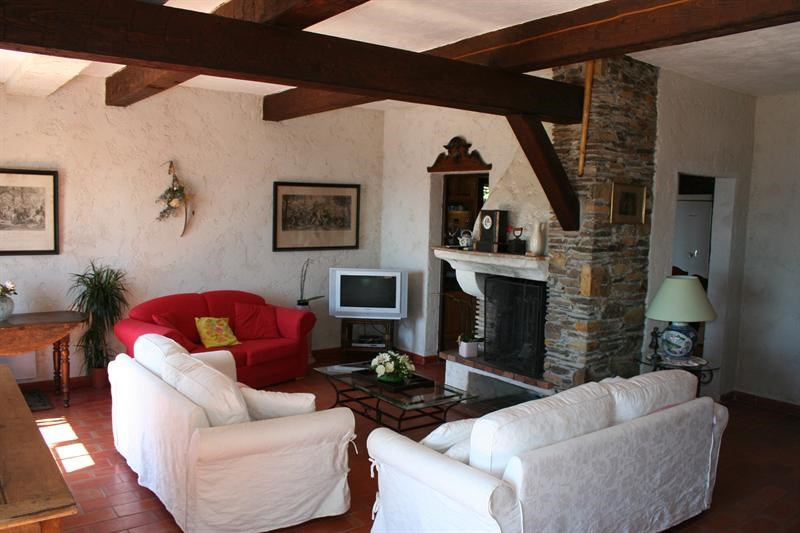 Vacation rental house / villa Les issambres 2 325€ - Picture 10