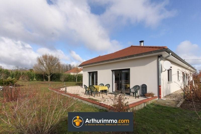 Vente maison / villa Morestel 323000€ - Photo 10