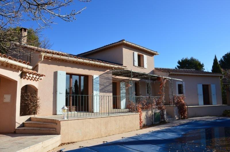 Vente maison / villa Malemort du comtat 519000€ - Photo 1