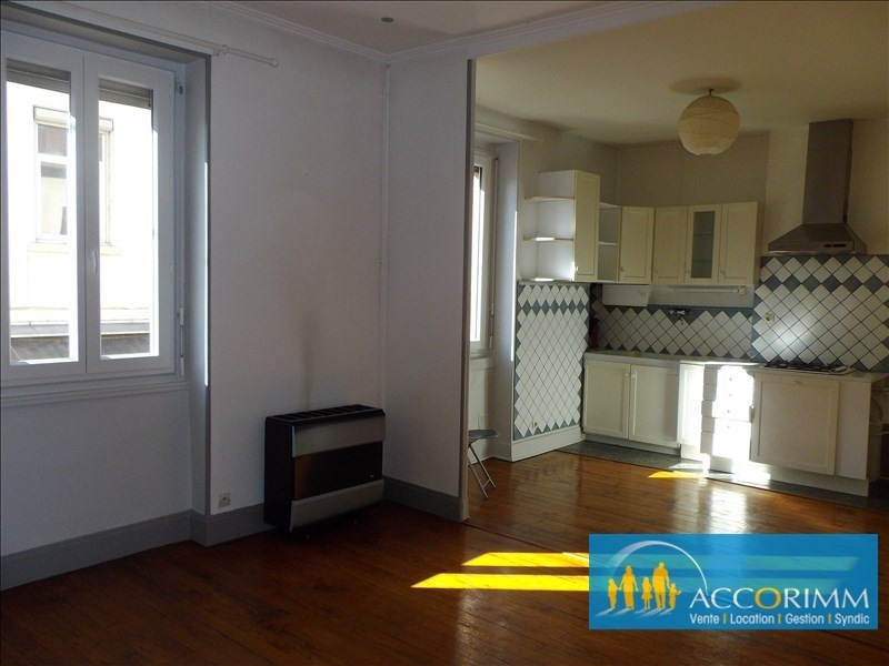 Sale apartment Villeurbanne 164000€ - Picture 4
