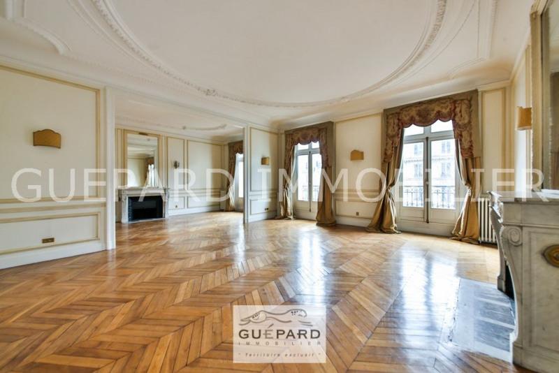 Vente de prestige appartement Paris 8ème 3350000€ - Photo 2