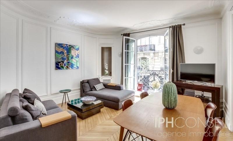 Vente de prestige appartement Neuilly sur seine 1290000€ - Photo 2