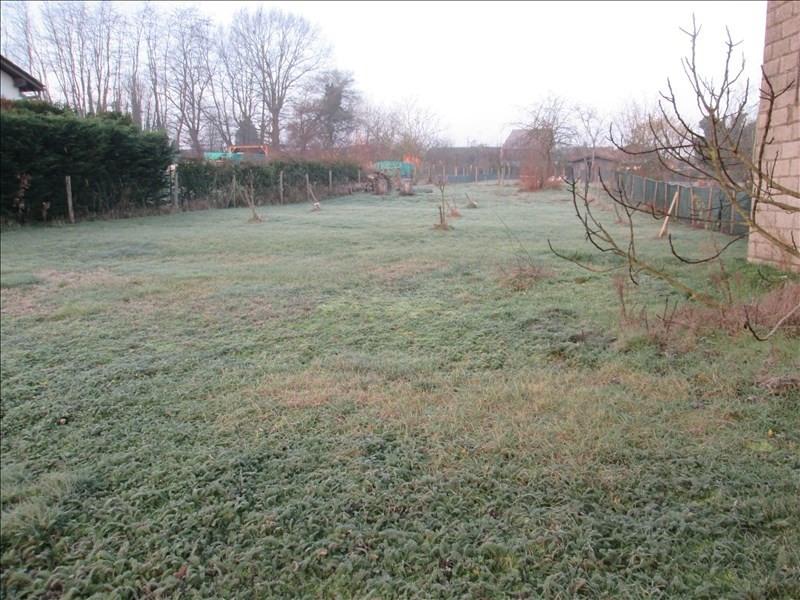 Vente terrain Reyssouze 29000€ - Photo 1