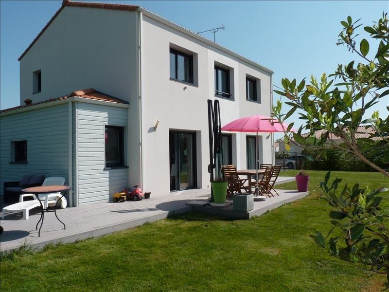 Sale house / villa Nieul le dolent 270400€ - Picture 2