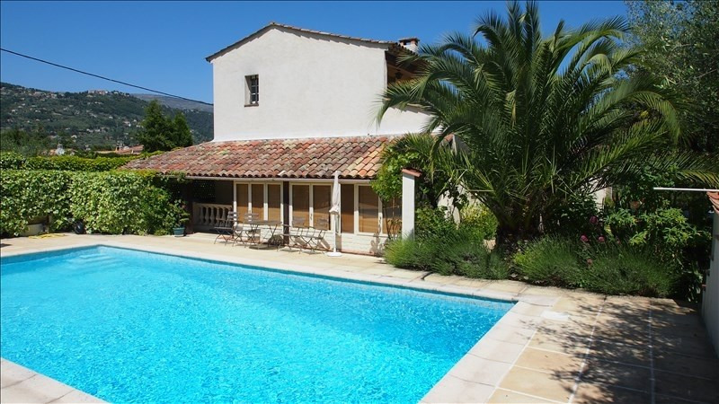 Vente maison / villa Peymeinade 550 000€ - Photo 1