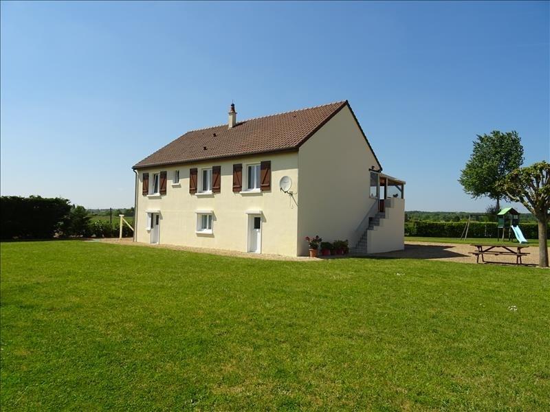 Vente maison / villa Savonnieres 299800€ - Photo 1