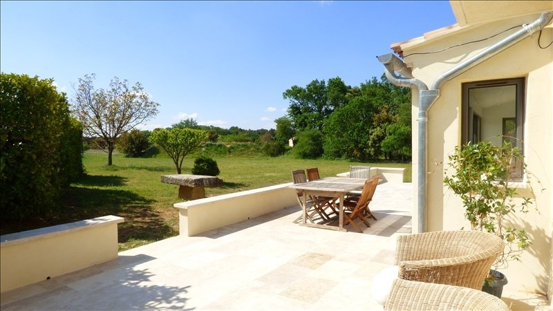 Vente maison / villa Carpentras 440 000€ - Photo 4