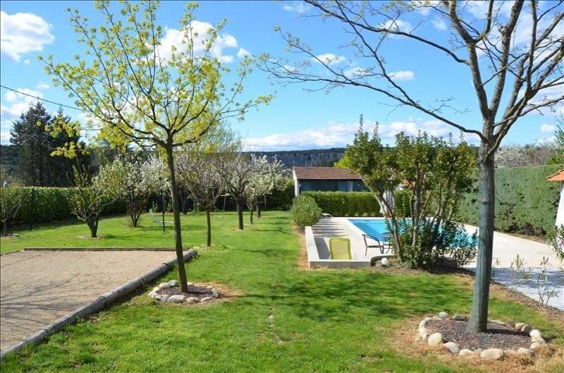 Vente maison / villa Ruoms 325500€ - Photo 2