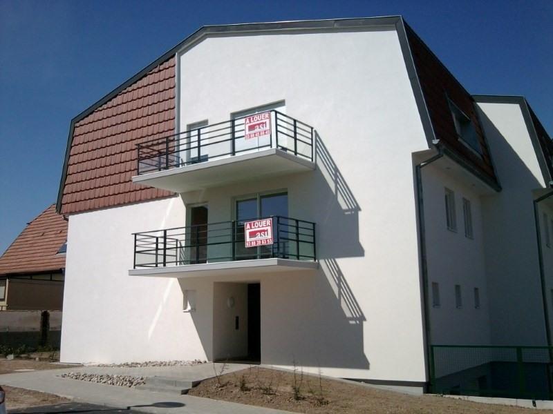 Location appartement Holtzheim 905€ CC - Photo 3