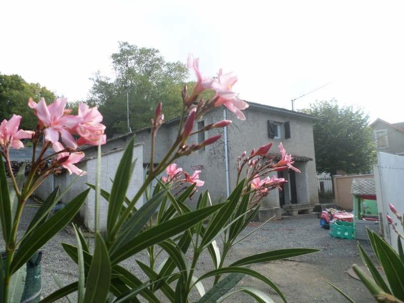 Vente maison / villa Civaux 120000€ - Photo 2