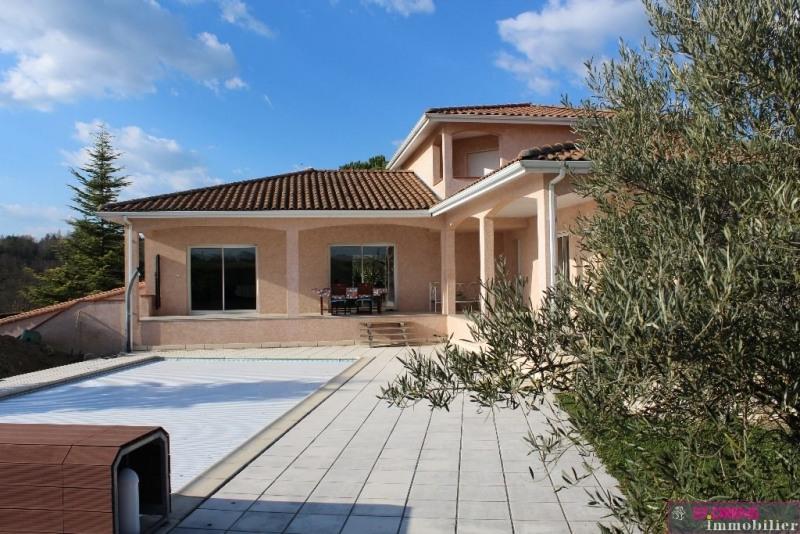 Deluxe sale house / villa Quint-fonsegrives 10 minutes 630000€ - Picture 1