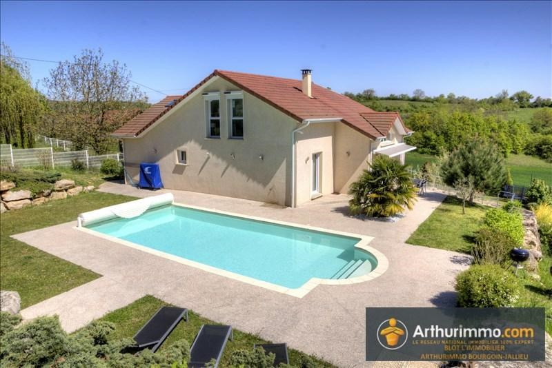 Sale house / villa Bourgoin jallieu 549 900€ - Picture 9