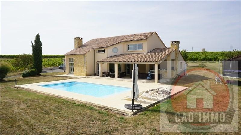 Deluxe sale house / villa Monbazillac 510000€ - Picture 1