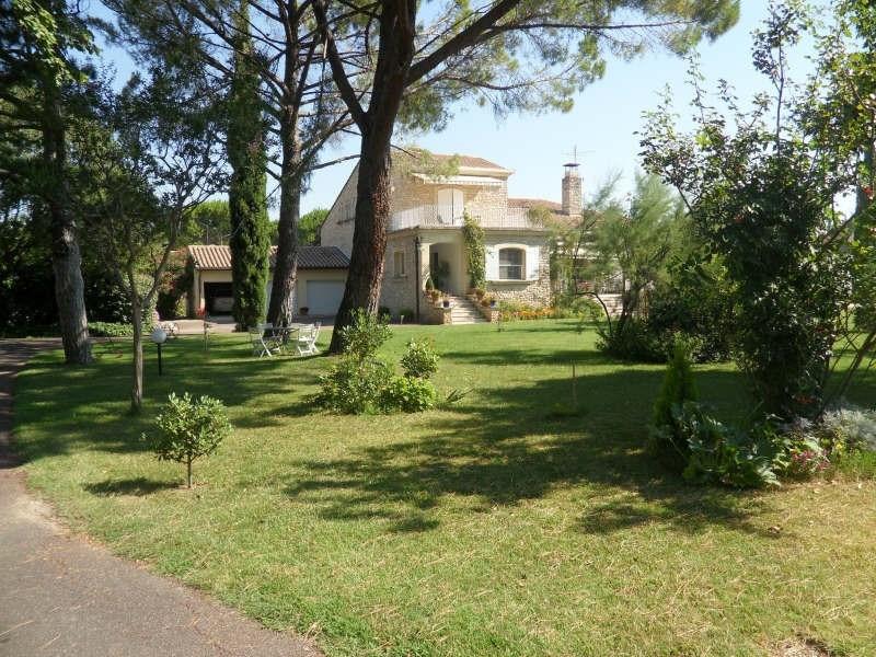 Verkauf von luxusobjekt haus Avignon extra muros 650000€ - Fotografie 1