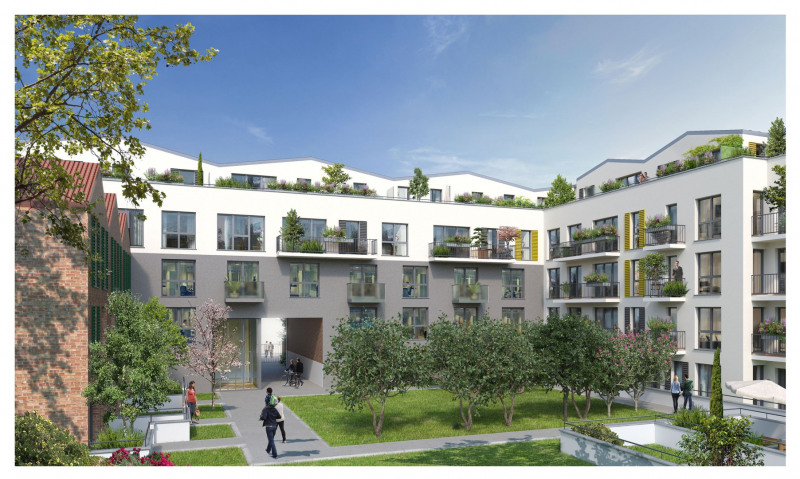 New home sale program Bagnolet  - Picture 1
