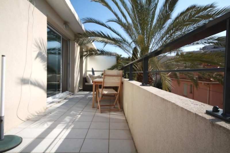 Sale apartment Juan les pins 269 000€ - Picture 1