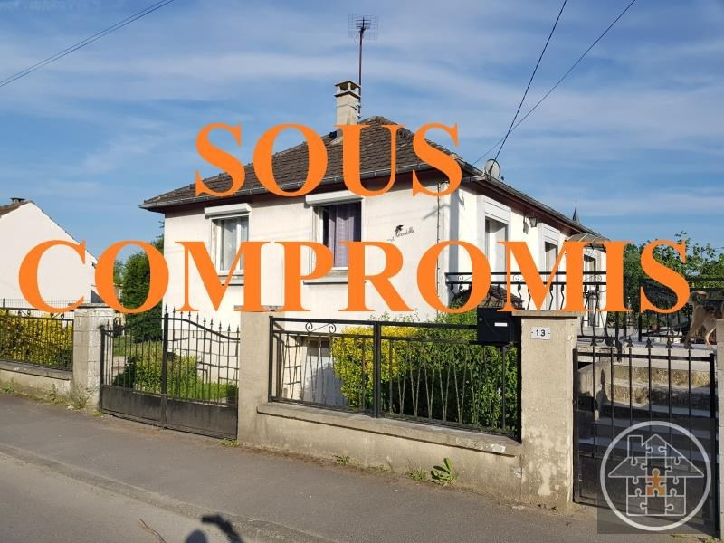 Sale house / villa Thourotte 153000€ - Picture 1