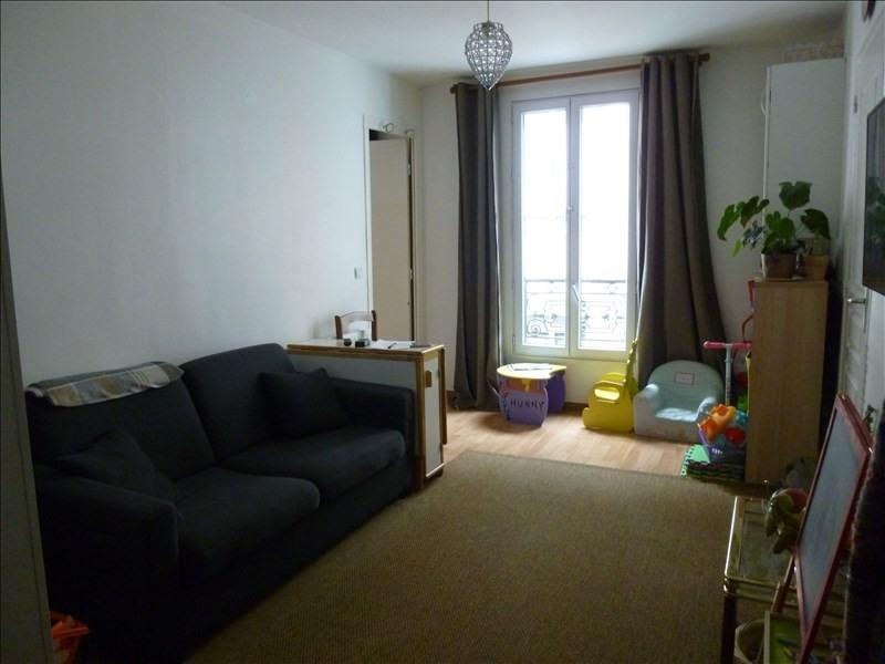 Sale apartment Paris 19ème 197000€ - Picture 1