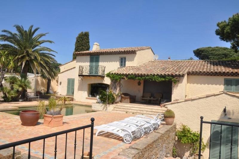 Deluxe sale house / villa Ste maxime 2450000€ - Picture 2