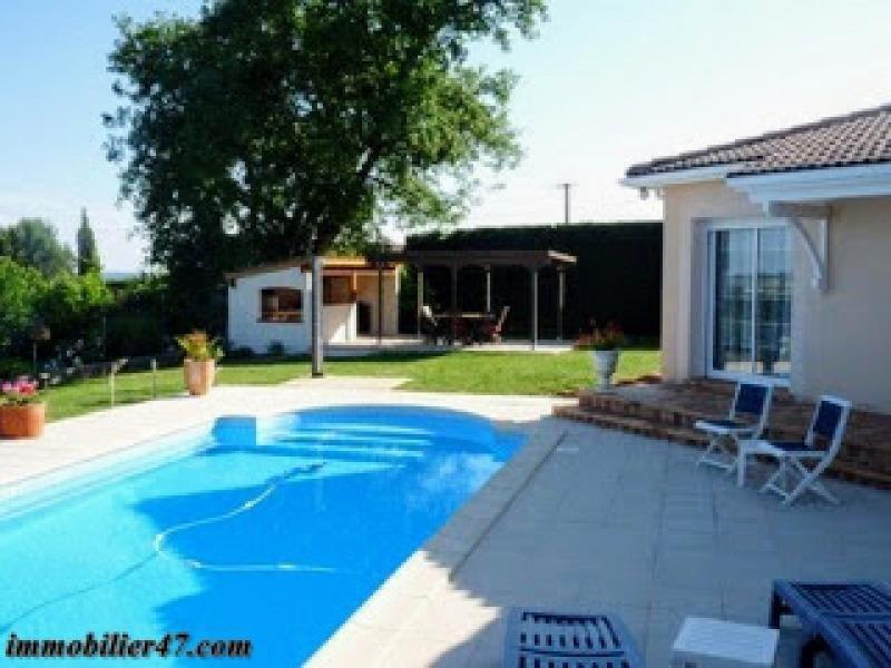 Sale house / villa Colayrac st cirq 319000€ - Picture 14