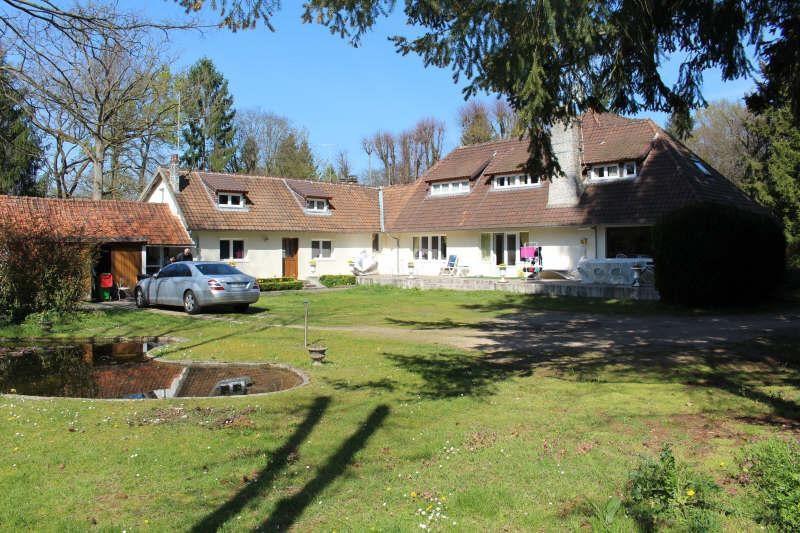 Deluxe sale house / villa Lamorlaye 599000€ - Picture 1