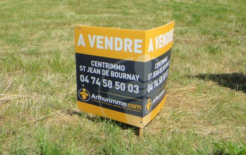 Vente terrain St jean de bournay 85000€ - Photo 1