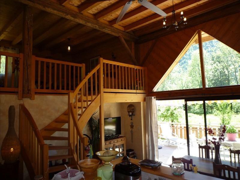 Venta de prestigio  casa La balme de thuy 845000€ - Fotografía 1