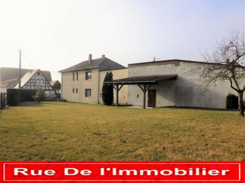 Vente maison / villa Gundershoffen 286000€ - Photo 1