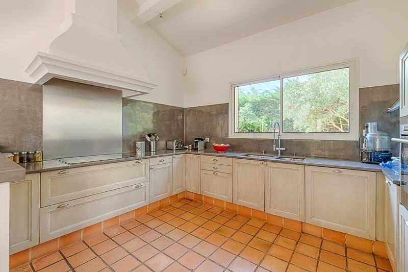 Verkoop van prestige  huis Puyricard 1385000€ - Foto 9