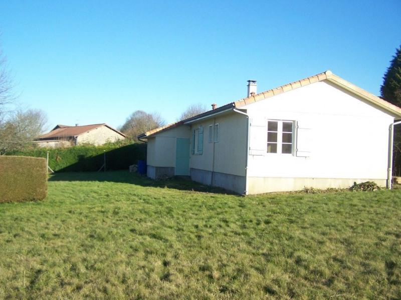 Location maison / villa Rilhac rancon 570€ CC - Photo 4