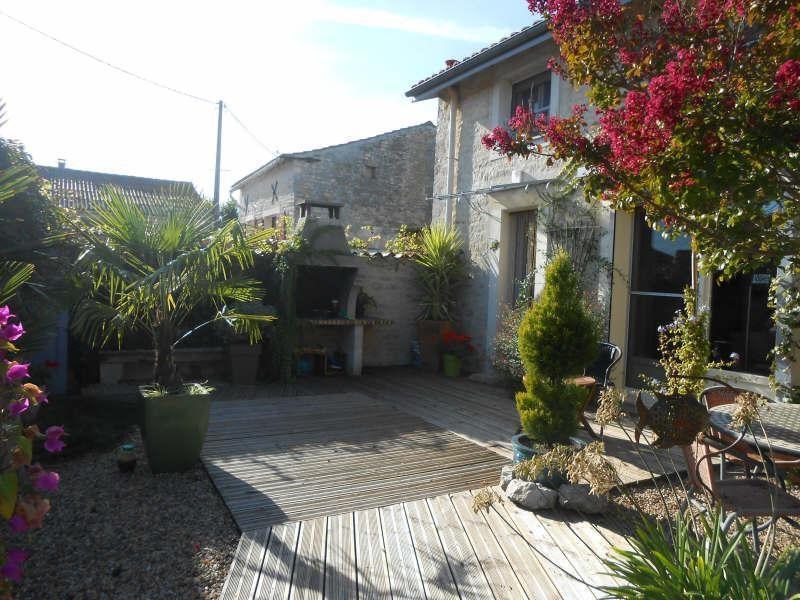 Sale house / villa D'aulnay de saintonge 129600€ - Picture 3