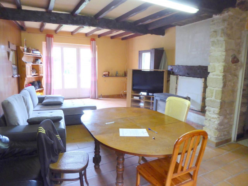 Vente maison / villa Gensac-la-pallue 75250€ - Photo 7