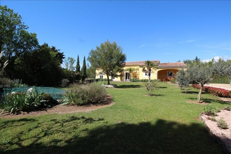 Sale house / villa Carpentras 549 000€ - Picture 1