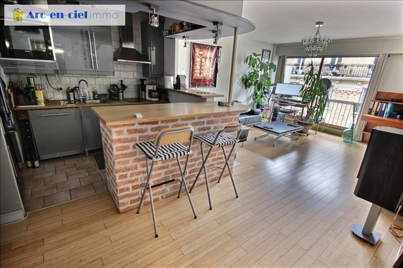 Vente appartement Paris 20ème 449000€ - Photo 1