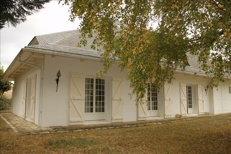 Venta  casa St lys 378000€ - Fotografía 1