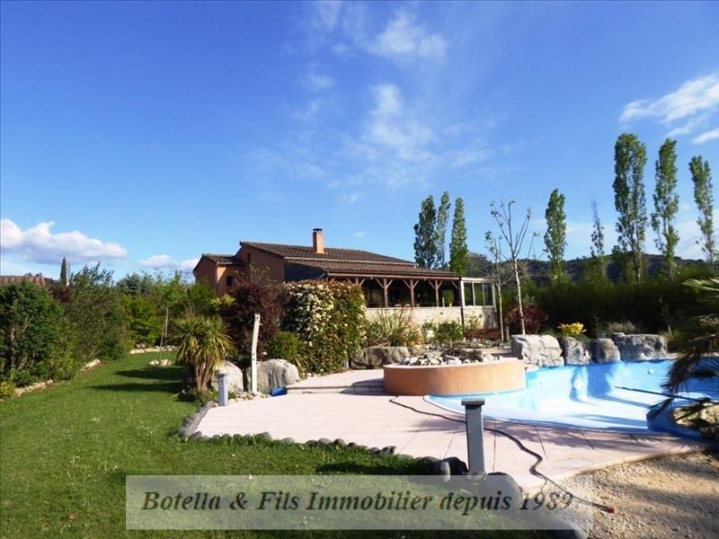 Verkauf von luxusobjekt haus Ruoms 632000€ - Fotografie 3