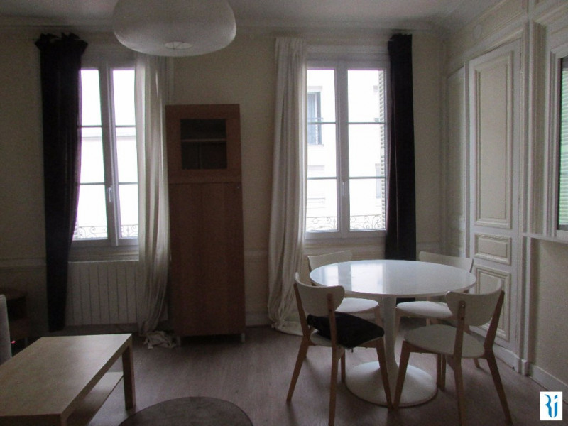 Sale apartment Rouen 96 000€ - Picture 2