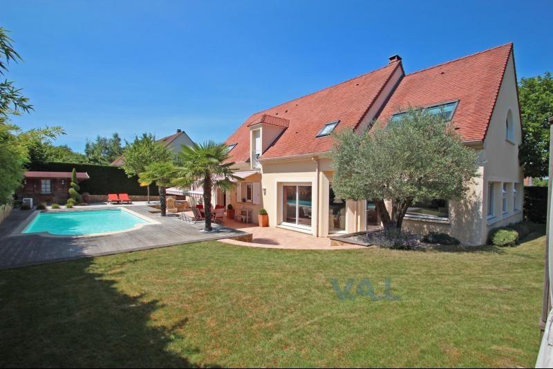 Revenda residencial de prestígio casa Santeny 835000€ - Fotografia 1
