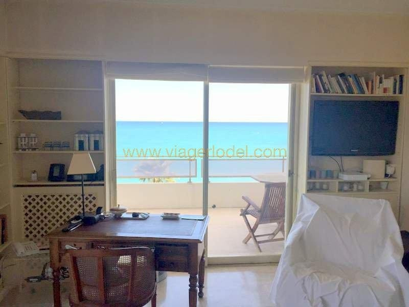 Vendita nell' vitalizio di vita appartamento Villeneuve-loubet 488500€ - Fotografia 8