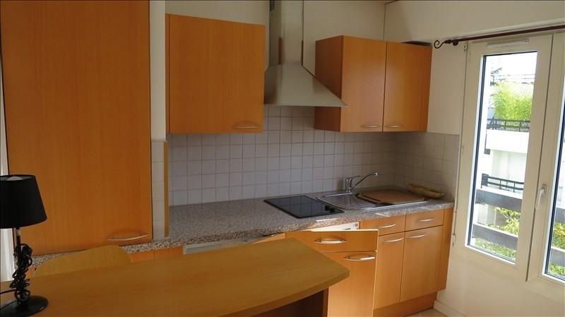 Rental apartment Puteaux 750€ CC - Picture 4