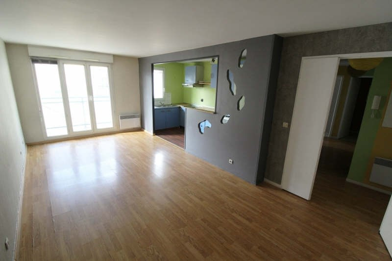 Sale apartment Trappes 145000€ - Picture 2