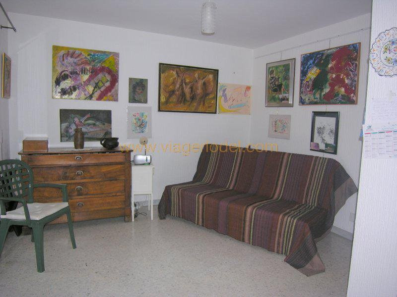 Life annuity apartment Antibes 108 000€ - Picture 5