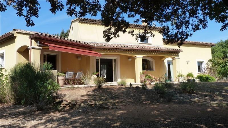 Vente maison / villa Carpentras 430000€ - Photo 1